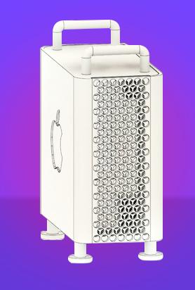 Mini Mac Pro Fusion 360