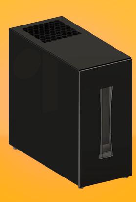 Mini PC Gamer Fusion 360